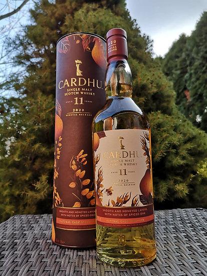 Cardhu 11 Jahre alt Single Malt Special Release 2020 56% 0,7 l