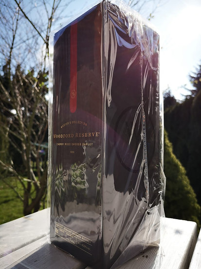 Woodford Reserve Cherry Wood Smoked Whiskey 45.2% 0.7l