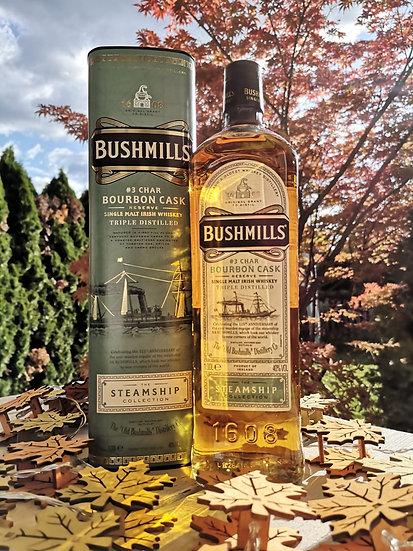 Bushmills Char Bourbon Cask Steamship 40% vol. 1l