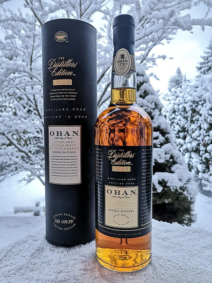 Oban Distillers Edition 2020 43% 0,7l