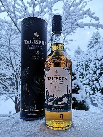 Talisker 15 Jahre alt Special Release 2019 57,3% 0,7l