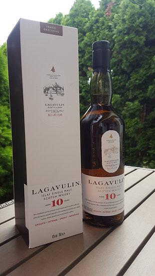 Lagavulin 10 Jahre alt Single Malt Whisky 43% 0,7 l