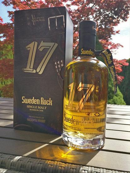 Mackmyra Sweden Rock 2017 Whisky 40% 0,7 l