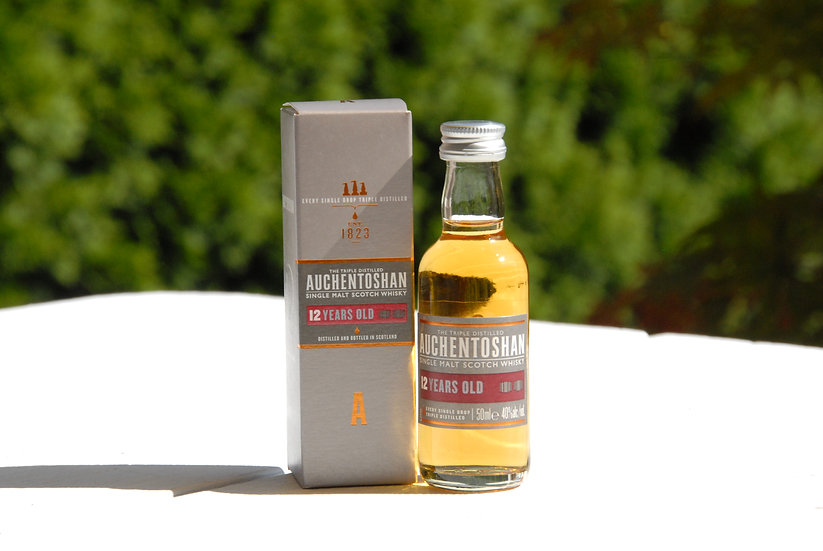 Auchentoshan Three wood 43,0% 0,05 l