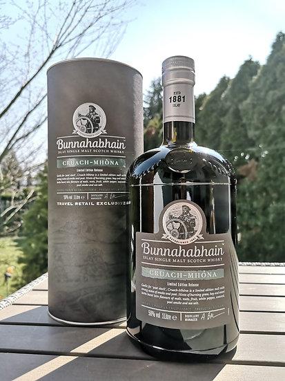 Bunnahabhain Cruach-Mhòna Islay Single Malt Scotc Whisky 50% 1 l