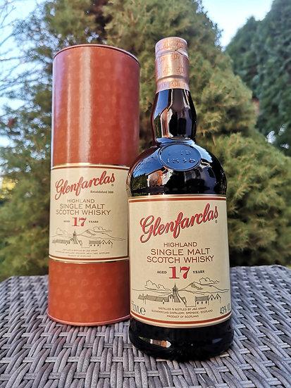 Glenfarclas 17 Jahre alt 43,0% 0,7 l
