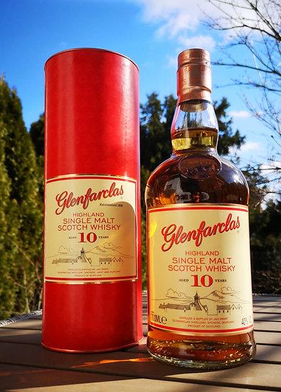 Glenfarclas 10 Jahre alt 43,0% 0,7 l