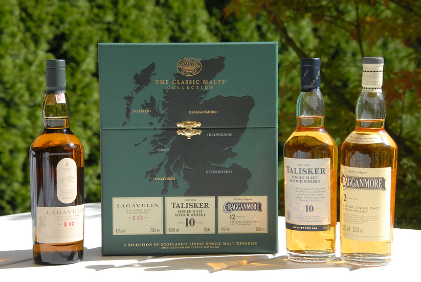 Classic Malts Collection Strong 42,9% 0,6 l