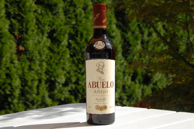 Abuelo Anejo 7 Jahre alt Reserva 40,0% 0,7 l