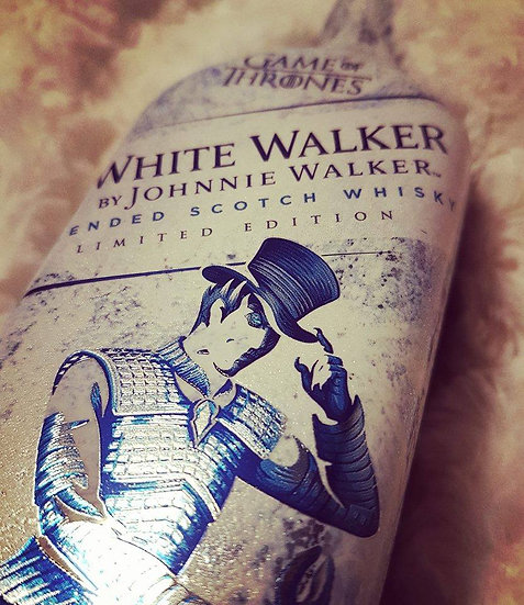 Johnnie Walker White Walker - Game of Thrones 41,7% 0,7 l