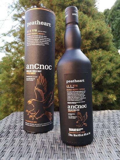 AnCnoc Peatheart Whisky Batch 2 46% 0,7 l