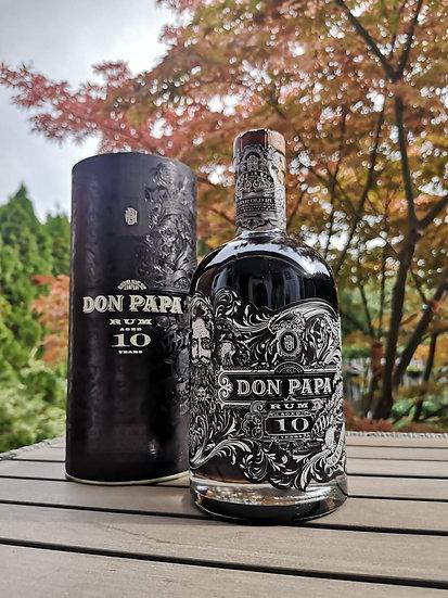 Don Papa 10 Jahre alt 43,0% 0,7 l