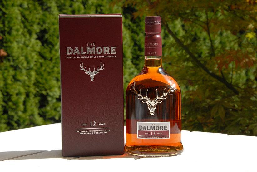 Dalmore 12 Jahre alt Oloroso Sherry Finish 40,0% 0,7 l