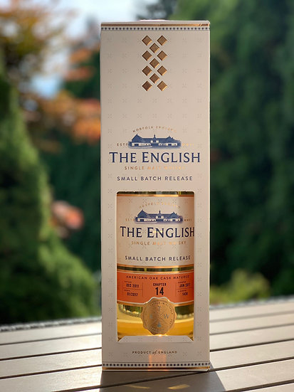 The English Whisky Co. Chapter 14 2011/2017 46% 0,7 l