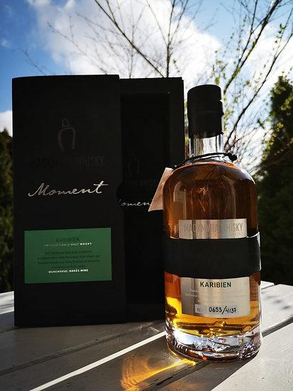 Mackmyra Moment Karibien Swedish Whisky 44,4% 0,7 l