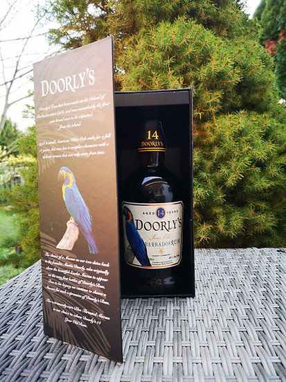 Doorly´s 14 Fine Old Barbados Rum 48,0% 0,7 l