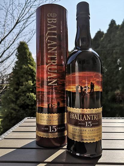 Old Ballantruan 15 Years Old 50,0% 0,7 l