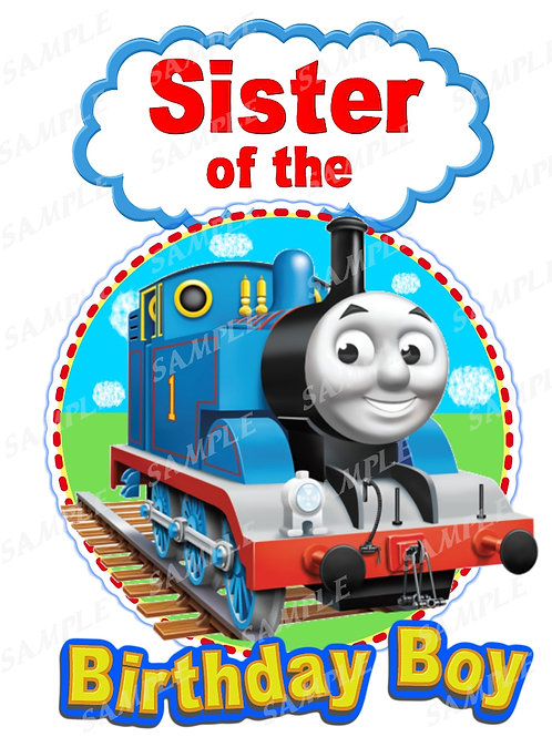 Thomas the Tank Engine sister