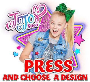 jojo siwa | iron on transfer | birthday shirt | heat transfer | family shirts | clipart | printable |  family matching | add any name and age | personalized template | badge | free | png | jpg | svg | instant download | mommy of the birthday girl