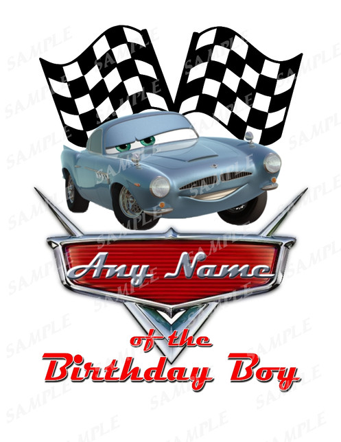 Disney Cars Birthday ShirtDisney BoyDisney Iron Onqzj