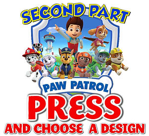 paw patrol iron on, custom design, birthday tshirt transfer, t-shirt, family shirts, chase skye marshall rubble rocky zuma everest ryder clipart, print auntie grandma family matching, add any name and age, personalized template, badge, shield