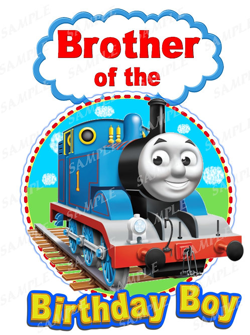Thomas the Tank Engine brother