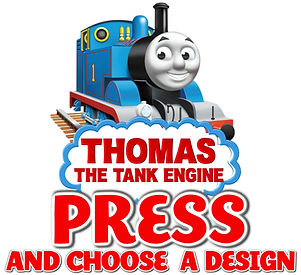 Thomas the Tank Engine | iron on transfer | birthday shirt | family shirts | family matching | add any name and age | birthday boy | template | personalized design | printable | download | mommy of the birthday boy | outfit | transparent background