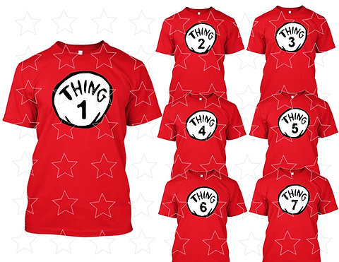 picture relating to Thing 2 Logo Printable identify Dr. Seuss Point 1 Point 2 Printable iron upon Graphic Down load