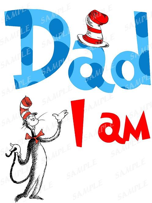 dr. seuss dad I am