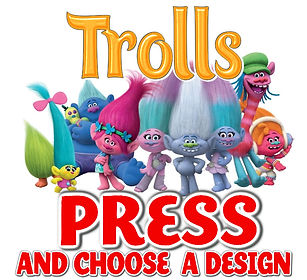 trolls, trolls iron on transfer, trolls birthday shirt, birthday girl, mommy, template, aspen, chef, cloud guy, cookie sugarloaf, harper, karma, king-gristle, poppy, prince gristle, satin and shenille, guy diamond, add any name and age, family shirts