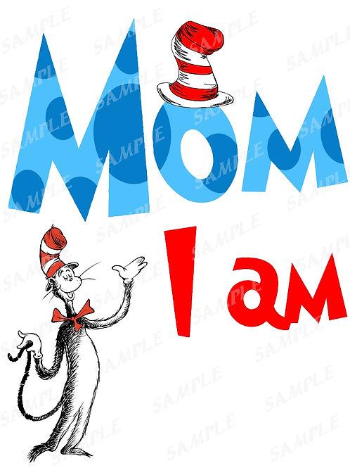 dr. seuss mom I am