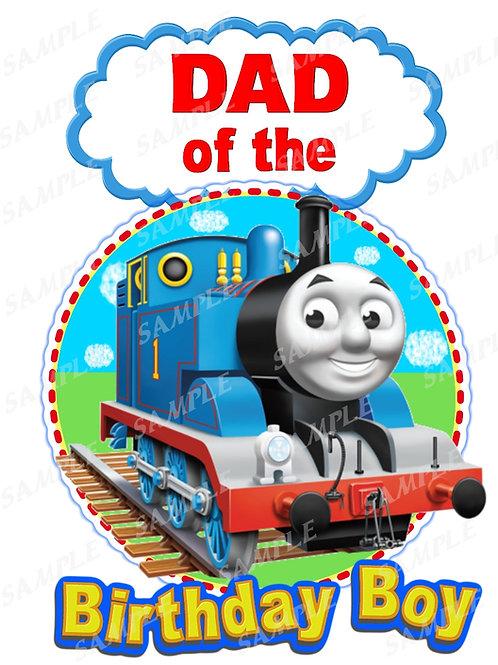 Thomas the Tank Engine dad