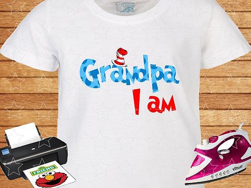 Grandpa I am