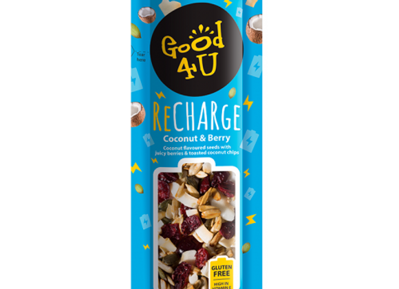 Mélange de Graines Recharge Coco & Baies - Good4U - 30g (x20)