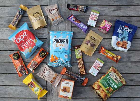 Copie de PACK 25 SNACKS INDIVIDUELS