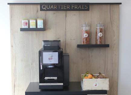 Le coffee corner : la nouvelle tendance des salles de pause en entreprise