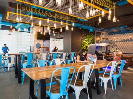 Tour du monde des meilleurs espaces restauration d'entreprise