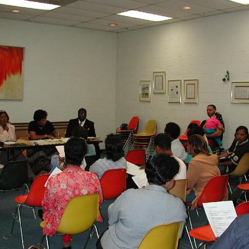 Sept. 29, 2003 Meeting