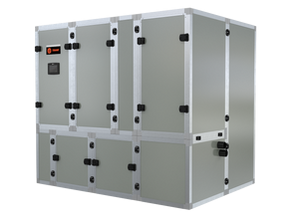 Built to be the Industry's Best: Trane's Modular Self-Contained Unit