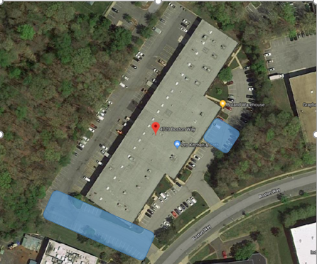 The VRF Training Center is located in the Boland Warehouse at  4720 Boston Way Unit J&K, Lanham, MD 20706.