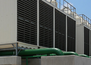 Cooling Tower Shut-Down For Fall