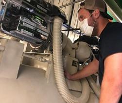 Technician Spotlight: Casey Emory and Jonathan LaDue