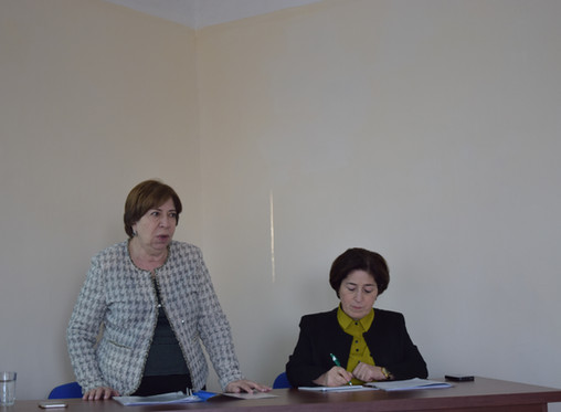 "General meeting of ""Society of Azerbaijan Botanists"" public association was held"