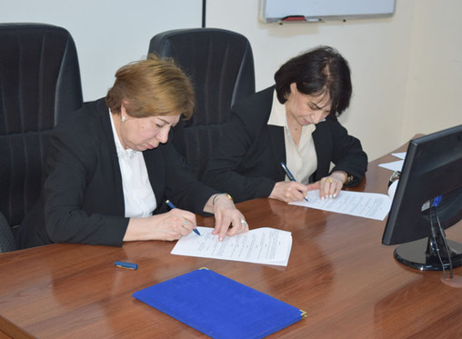 Memorandum of Understanding was signed between the Society of Azerbaijan Botanists and the Azerbaija