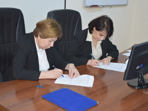 Memorandum of Understanding was signed between the Society of Azerbaijan Botanists and the Azerbaija
