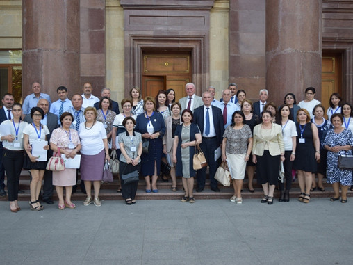 Academician Valida Alizadeh elected as President of Azerbaijan Society of Botanists