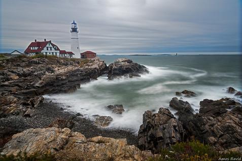 Portland Head Lighthouse Maine, USA