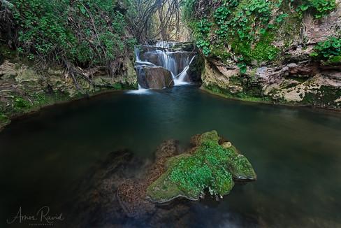 Amud Stream Reserve, Israel