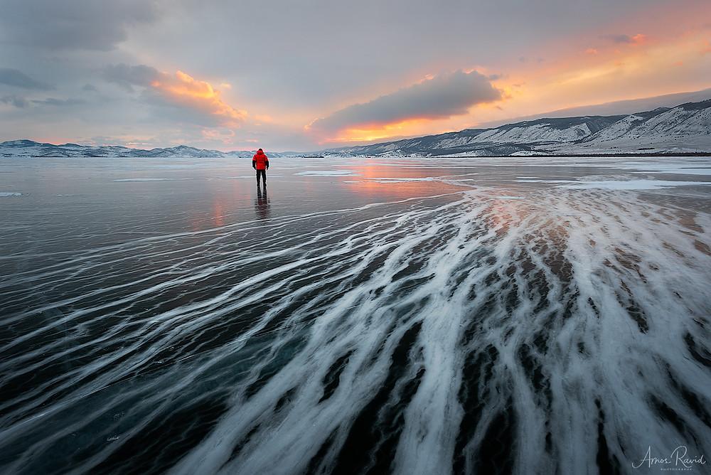 Lake Baikal אגם באיקל