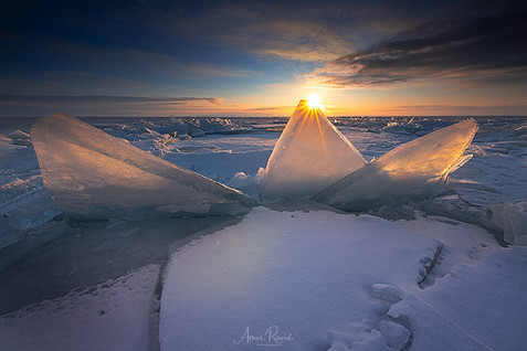 Frozen Sun Star